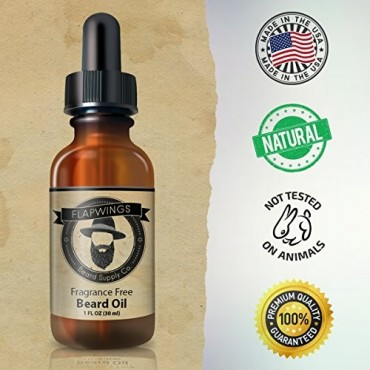 Beard oil groth