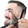 Beard Shaping Tool Template